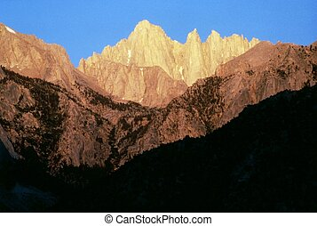 Mt.Whitney, California