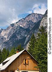 Austrian Alps in Gail Valley - Austria