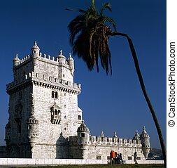 Belem Tower, Lisabon, Portugal