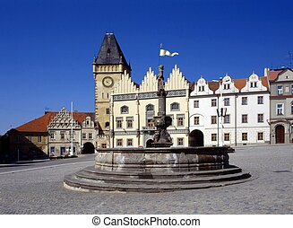 Tabor, Czech Republic,