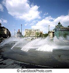 Karlsplatz, Munich