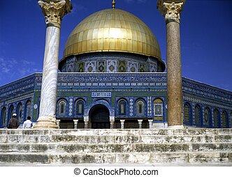 Dom of the Rock,Jerusalem