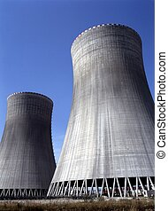 Cooling Towers, Temelin, Czech Republic