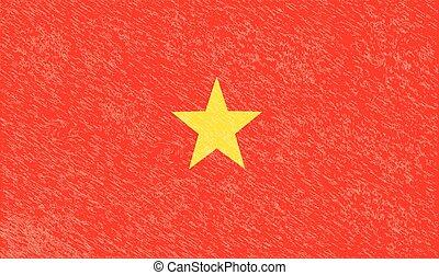 Vietnam Flag