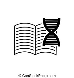 text book school isolated icon vector illustration design