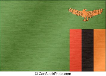 Zambia Flag   National Flags Ultimate Collection