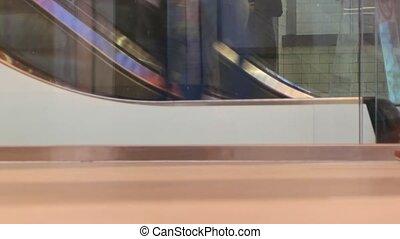 Shopper's Feet time lapse