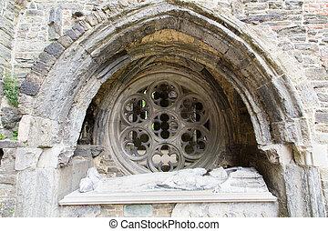 Villers La Ville Abbaye - The Abbey of Villers-La-Ville in...