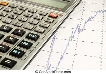 calculator on graffica the Dow Jones on forex market
