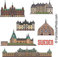 Historic buildings and architecture of Sweden - Historic...