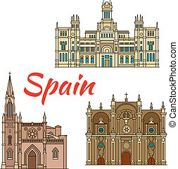 Historic buildings and architecture of Spain - Famous...