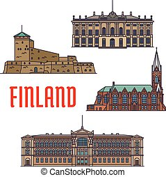 Historic buildings and architecture of Finland - Historic...