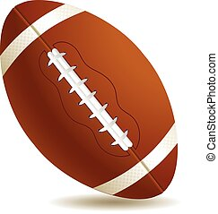 ball - vector american football