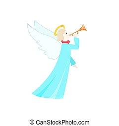 Christmas Angel Isolated - Christmas Angel , Christmas...