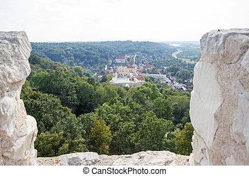 Kazimierz Dolny - View of Kazimierz Dolny, Poland