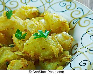 Cumin Seed Potatoes . - Cumin Seed Potatoes - Batata...