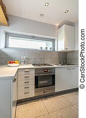 Modern design kitchen interior idea - Modern, light and...