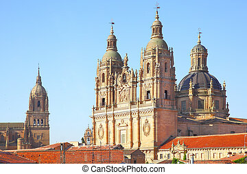 Belfries of Salamanca - Belfries of the New Cathedral and...