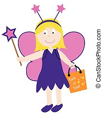 Trick or Treat Fairy