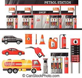 Petrol Station Design Concept - Petrol station design...
