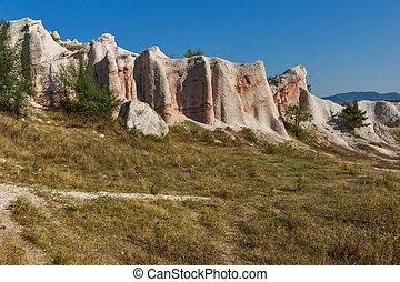 Rock phenomenon Stone Wedding near town of Kardzhali,...