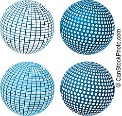 Vector Sphere Set