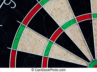 Dartboard texture - Part of dartboard can be used as...