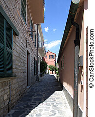 streets and alleys of Portovenere b - streets and alleys of...