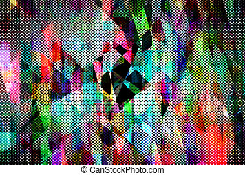 Blue background - abstract blue color backgroround with...