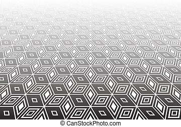 Abstract op art background. - Abstract op art geometric...