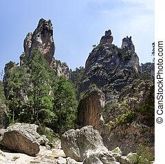 egatxol Gorges - Way to Regatxol Gorges