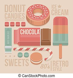 Confectionery Vintage Cover
