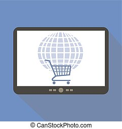 Buy online Tablet Icon