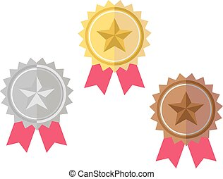gold-silver-bronze-award-prize-badge