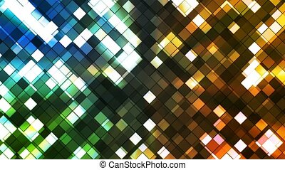Broadcast Twinkling Squared Diamonds 10 - Thank you for...