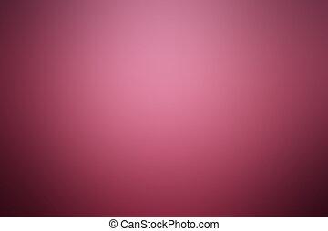 Abstract dark pink blurry background - Gradient soft blur...