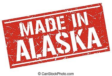 made in Alaska stamp