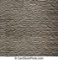 Stone wall texture  - Gray stone wall texture