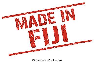 made in Fiji stamp
