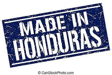 made in Honduras stamp