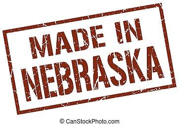 made in Nebraska stamp