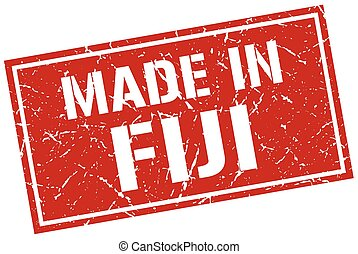 made in Fiji stamp