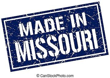 made in Missouri stamp
