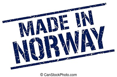 made in Norway stamp