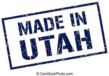 made in Utah stamp