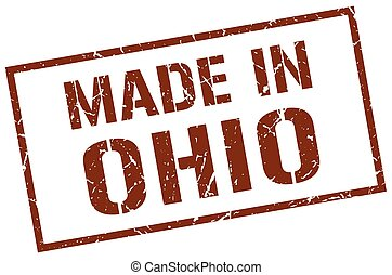 made in Ohio stamp