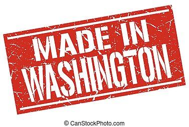 made in Washington stamp