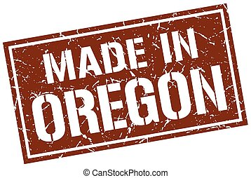made in Oregon stamp