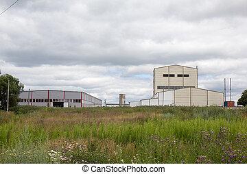 costruzione, agricolo, industriale