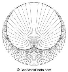 Cardioid Sinusoidal Spiral Pattern - Cardioid - sinusoidal...